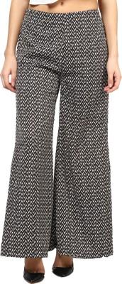 Taurus Regular Fit Women's Grey Trousers
