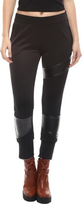 MARTINI Skinny Fit Women's Black Trousers