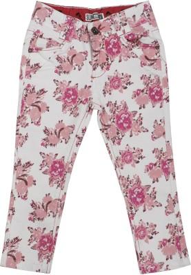 Addyvero Slim Fit Girl's Multicolor Trousers