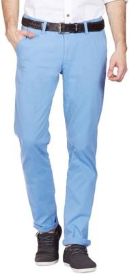 American Swan Slim Fit Men's Blue Trousers