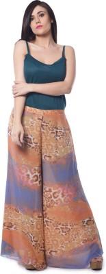 Trendy Divva Regular Fit Women's Multicolor Trousers