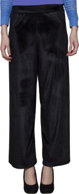 LGC Regular Fit Women's Black Trousers