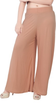 Bottoms More Regular Fit Women's Beige Trousers