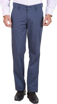 Elfried Slim Fit Men's Blue Trousers