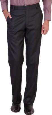 Maciej Regular Fit Men's Blue Trousers
