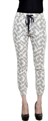 I Am For You Regular Fit Women's Beige Trousers
