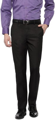 Van Heusen Slim Fit Men's Grey Trousers