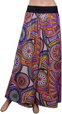 GraceDiva Regular Fit Women's Multicolor Trousers