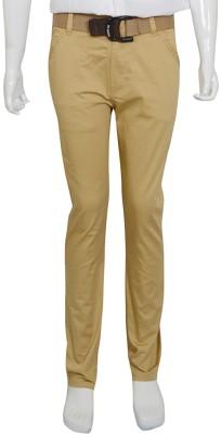 Puppet Nx Slim Fit Boy's Multicolor Trousers