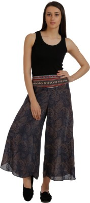 Holidae Regular Fit Women,s Blue, Grey Trousers