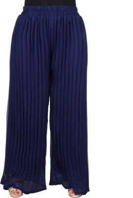 Bottoms More Regular Fit Women's Blue Trousers
