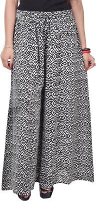 Artisan Creation Regular Fit Women's Black Trousers