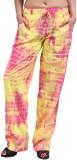 Rajrang Slim Fit Women's Yellow Trousers