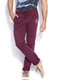 Kook N Keech Regular Fit Men's Purple Tr...