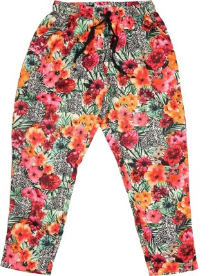 Allen Solly Regular Fit Girl,s Multicolor Trousers