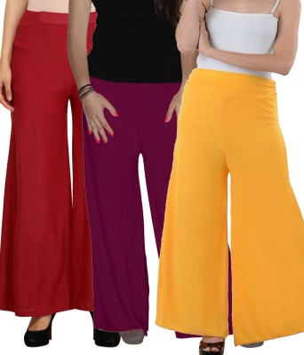 SNP Creations Regular Fit Women's Multicolor Trousers
