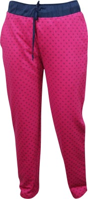 Indiatrendzs Slim Fit Women's Multicolor Trousers
