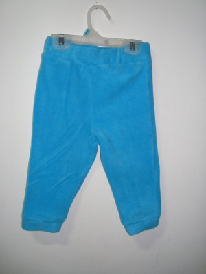 Nino Bambino Regular Fit Baby Boy's Blue Trousers