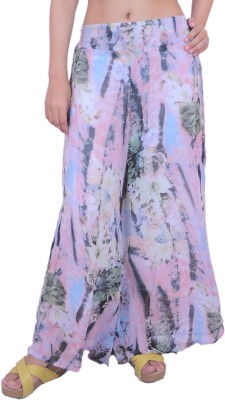 Krazzy Collection Regular Fit Women's Multicolor Trousers