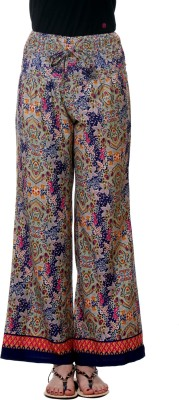Envy Me Regular Fit Womens Multicolor Trousers