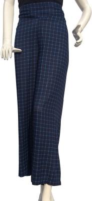 Jupi Regular Fit Women,s Blue, Dark Blue Trousers