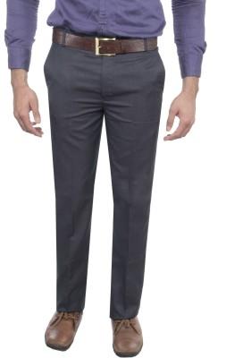 Aragon Slim Fit Men's Blue Trousers