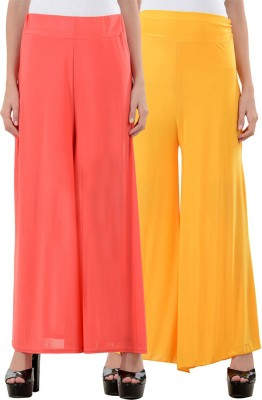 NumBrave Regular Fit Women's Multicolor Trousers