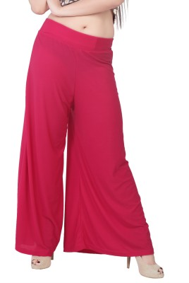 Bottoms More Regular Fit Women's Pink Trousers