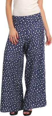 SRS Regular Fit Women's Multicolor Trousers