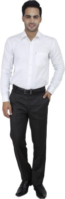 Jhon Diego Regular Fit Men's Brown Trousers