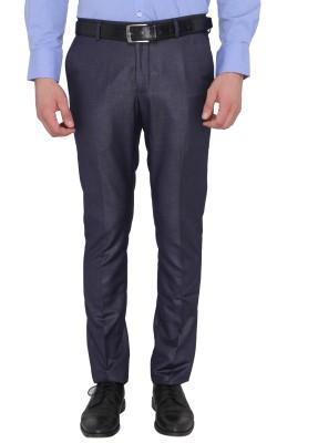 Donear NXG Slim Fit Men's Blue Trousers