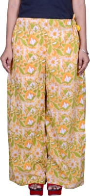 Pezzava Regular Fit Women's Multicolor Trousers