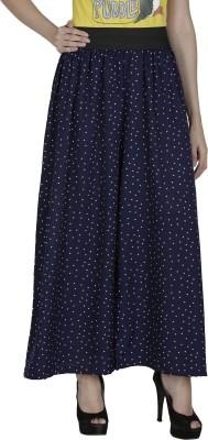 Shopping Villa Regular Fit Women's Dark Blue Trousers