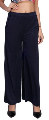 Comix Regular Fit Women's Red Trousers