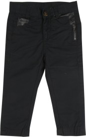 United Colors of Benetton Boys Dark Blue Trousers