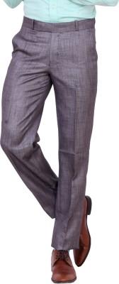 Matrix Slim Fit Men's Light Blue Trousers