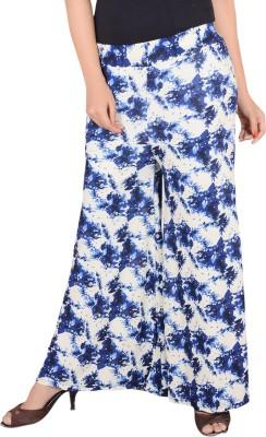 styzon Regular Fit Women's Dark Blue Trousers