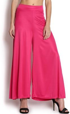 Soch Regular Fit Women's Pink Trousers