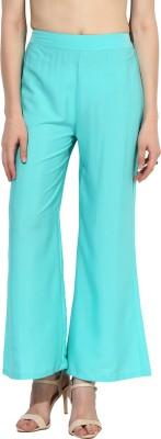Ives Regular Fit Women's Green Trousers