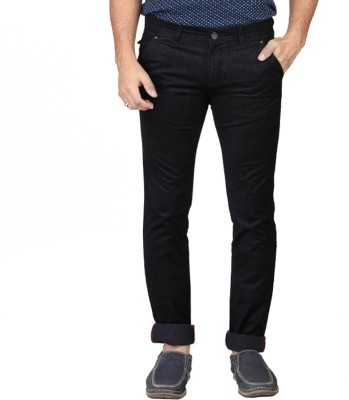 Irony Skinny Fit Men's Dark Blue Trousers