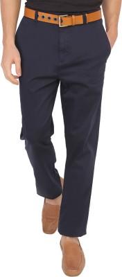 Calvin Klein Skinny Fit Men's Blue Trousers