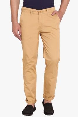 Babas Wear Regular Fit Men's Gold Trousers