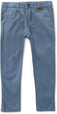 Ben Sherman Regular Fit Boy's Light Blue Trousers
