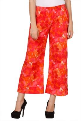 Atulya Regular Fit Women,s Pink Trousers