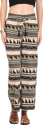 Rena Love Regular Fit Women's Multicolor Trousers