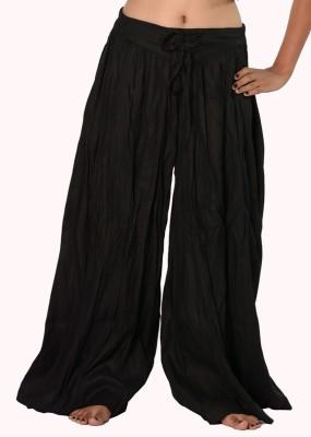 SBS Regular Fit Women's Black Trousers
