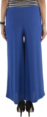 Pretty Angel Solid Polyester Women's Harem Pants