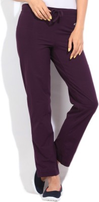 Jockey Women's Purple Trousers