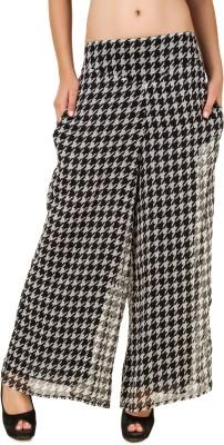 RoseBella Regular Fit Women's Multicolor Trousers