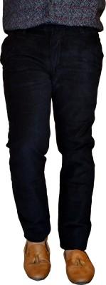 Nation Polo Club Slim Fit Men's Dark Blue Trousers